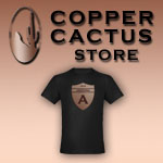 Shop for Arizona, history, science and nature related gifts and merchandise at the Copper Cactus Store